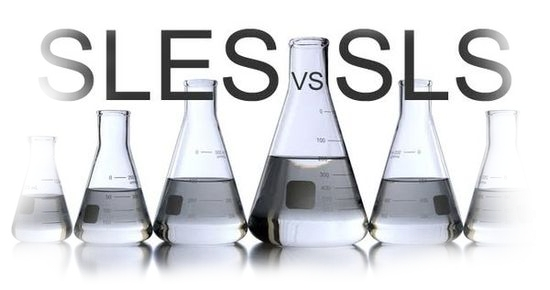 содиум лаурил сульфат (sodium lauryl sulfate) и содиум лаурет сульфат (sodium laureth sulfate)