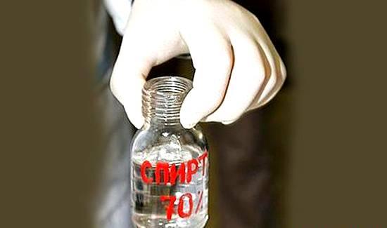 спирт против прыщей: помогает ли спирт от прыщей?
